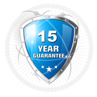 Andura® House Exterior Wall Coatings 15 Year Guarantee Icon